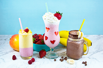 AdVital High Protein Summer Smoothies